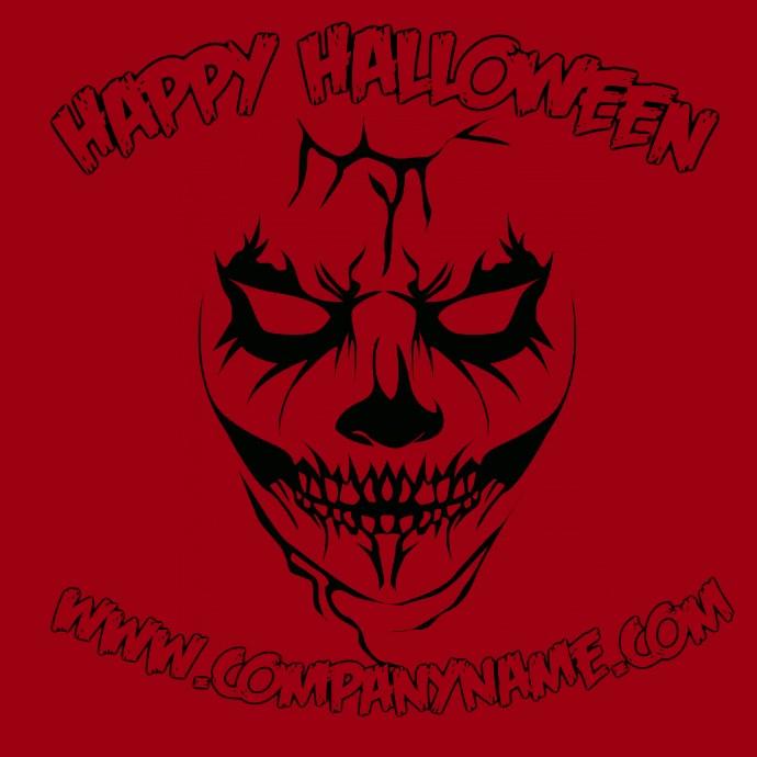 Happy Halloween Instagram Video