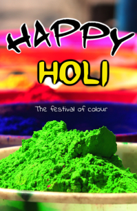 Happy Holi #02