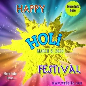 Happy Holi Festival Video