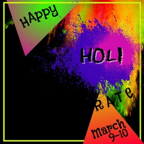 Happy Holi Video
