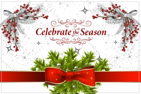 Happy Holidays Celebrate