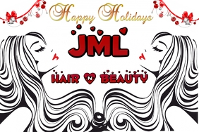 Happy holidays Hair and Beauty