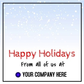 Happy Holidays Video