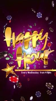 Happy Hour Casino Template