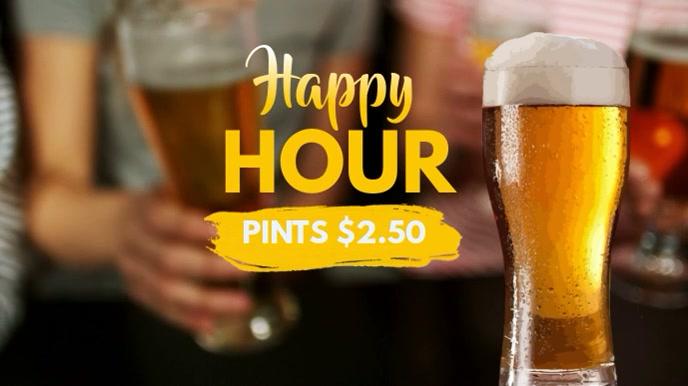 Happy Hour Video Ad