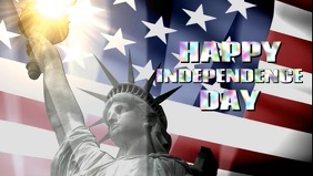 Happy Independence Day July 4th