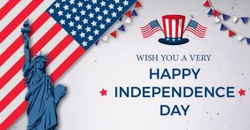 HAPPY INDEPENDENCE DAY ONLINE CARD