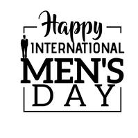 Happy International Men's Day Message Instagram template