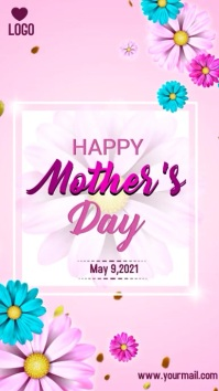 happy mother's day 2021 Instagram Story template