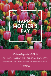 Happy Mother's Day Brunch