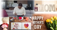 Happy Mother's Day Ibinahaging Larawan sa Facebook template