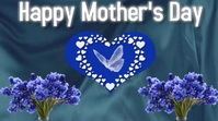 Happy Mother's Day Twitter Plasing template