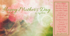 Happy Mother's Day for Facebook