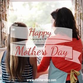 Happy Mother's Day Instagram Post