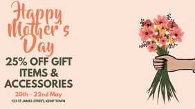 Happy Mother's Day Video Ad Template