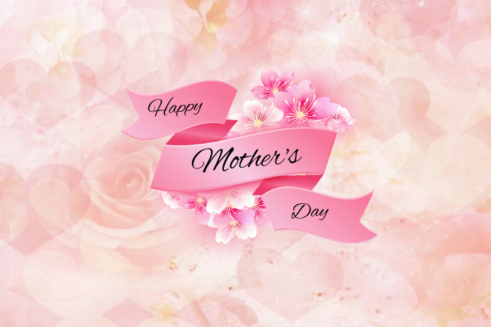 happy mother s day template postermywall