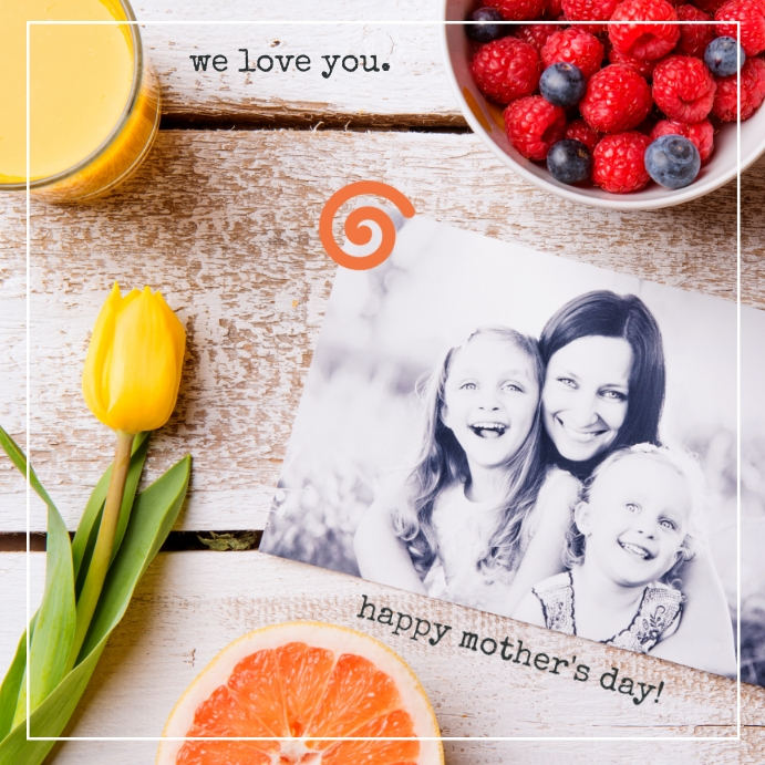 Happy Mothers Day Template Instagram Post