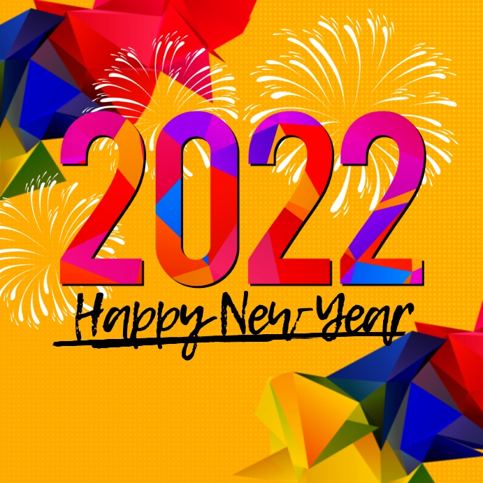Happy New Year 2020 Template Postermywall
