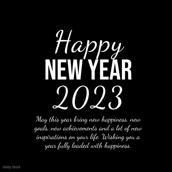 Happy New Year 2020 Greeting Video Firework