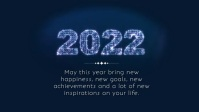 Happy New Year 2020 Greeting Wishes Message