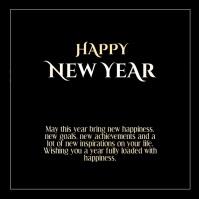 Happy New Year 2020 Shine Glam Wishes Video