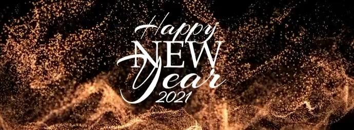 Happy New Year 2020 Toast