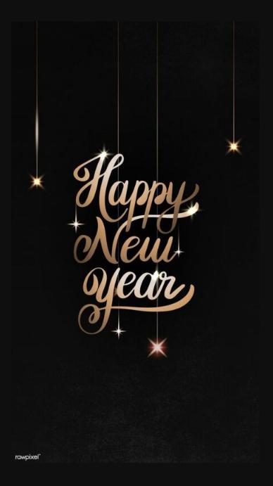Happy New year Historia de Instagram template