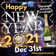 Happy New Year Instagram