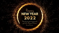 Happy new Year Video Greeting Message Wishes