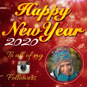 Happy New Year Video Greetings