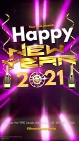 Happy New Year Video Template