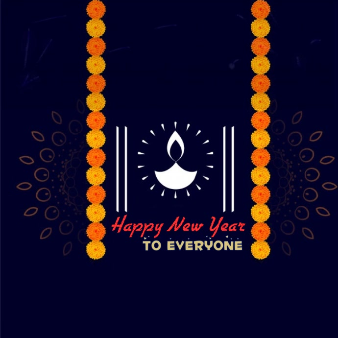 Happy New Year wishes gif