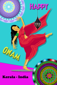 happy onam/India/Asia/festival/diwali