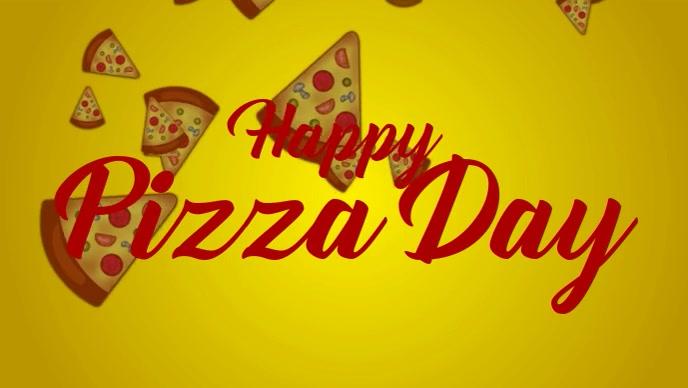 Happy Pizza Day