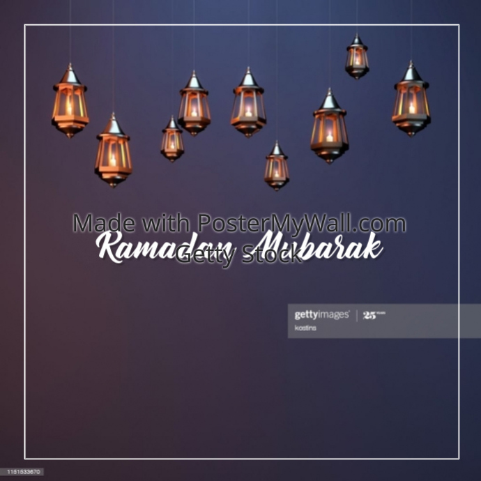 Happy Ramadan Kareem Eid Mubarak
