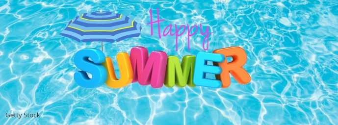 Happy Summer Facebook cover Template   PosterMyWall