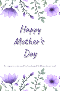Happy Super Mother's Day