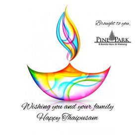 Happy Thaipusam