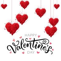HAPPY VALENTINE'S DAY CARD POST TEMPLATE Publicação no Instagram