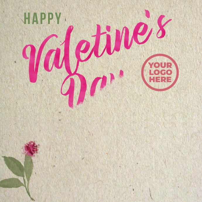 Happy Valentine's Day Ink Reveal