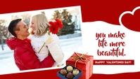 Happy Valentine's Day Templates Blog Header