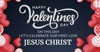 happy VALENTINE'S DAYinstagram story template Gambar Bersama Facebook