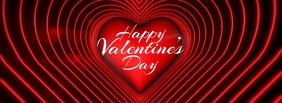 Happy Valentines Day - Heart Beating