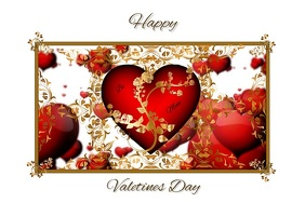 Happy Valentines Day Video Card