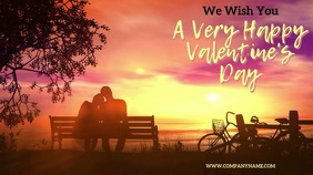 Happy Valentines Day Video Template