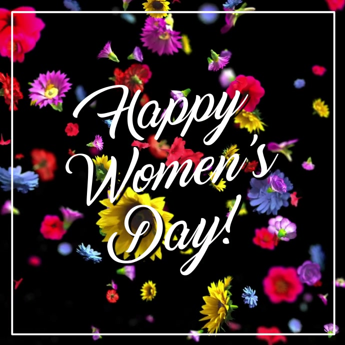 Happy Womens Day Women Template Postermywall