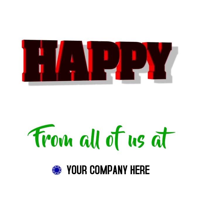 Happy Xmas Video