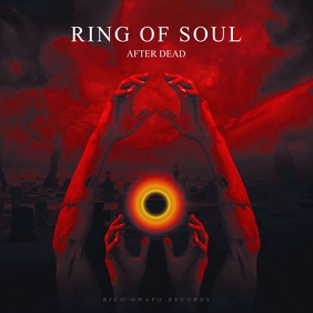 Hardcore Ring of Soul Album Cover Artwork Albumcover template
