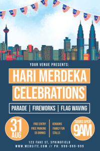 Hari Murdeka Poster