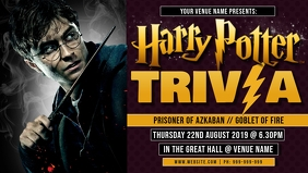 Harry Potter Trivia Facebook Cover